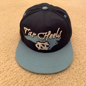 Other - UNC North Carolina Tar Heels vintage snap back hat